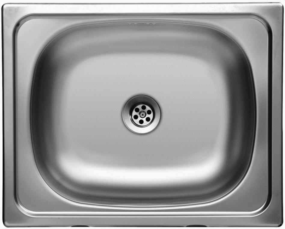 nerezové dřezy malé SINKS Sinks CLASSIC 500 M 0,5mm matný + doprava a dárky zdarma