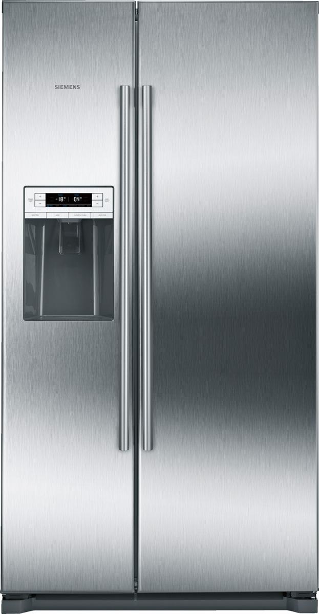americké lednice SIEMENS KA90DVI30