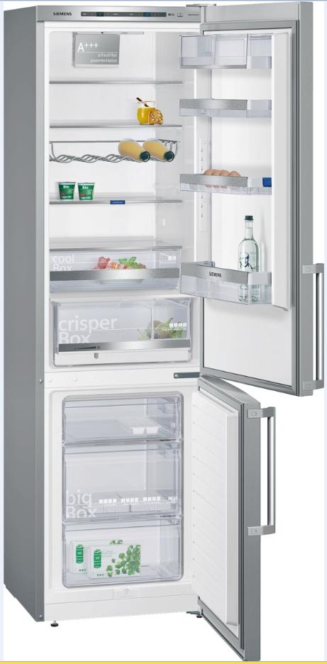 kombinovaná lednice SIEMENS KG39EAL43