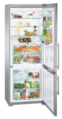 kombinovaná lednice LIEBHERR CBNPes 5167
