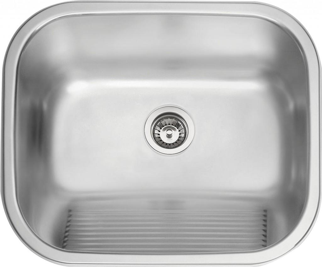 nerezové dřezy malé SINKS Sinks ACQUAVIVA 550 V 1,0mm leštěný + doprava a dárky zdarma