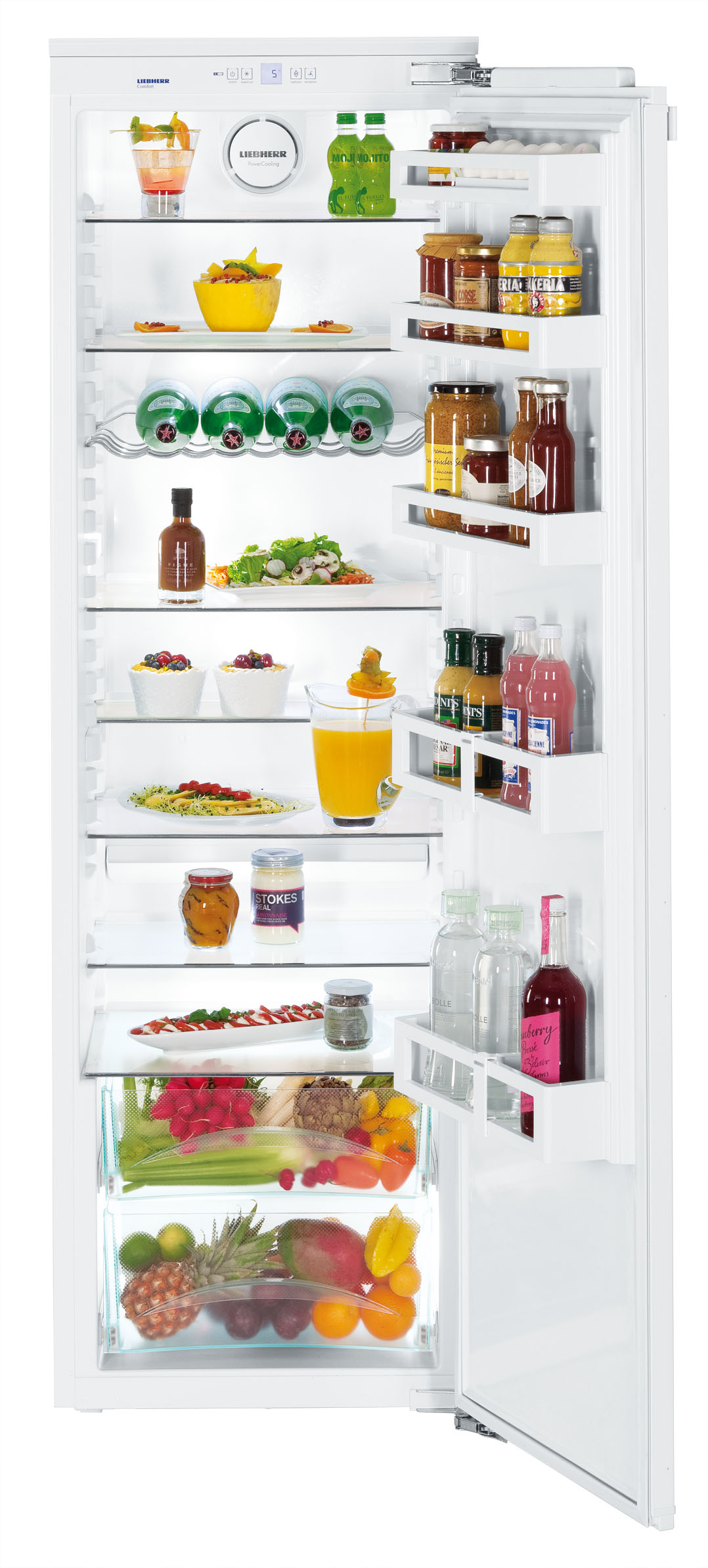vestavná lednice LIEBHERR IK 3510 zapojení zdarma