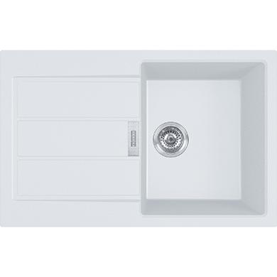 nerezové dřezy velké SINKS Sinks OKIO 860 XXL V 0,6mm matný + doprava a dárky zdarma
