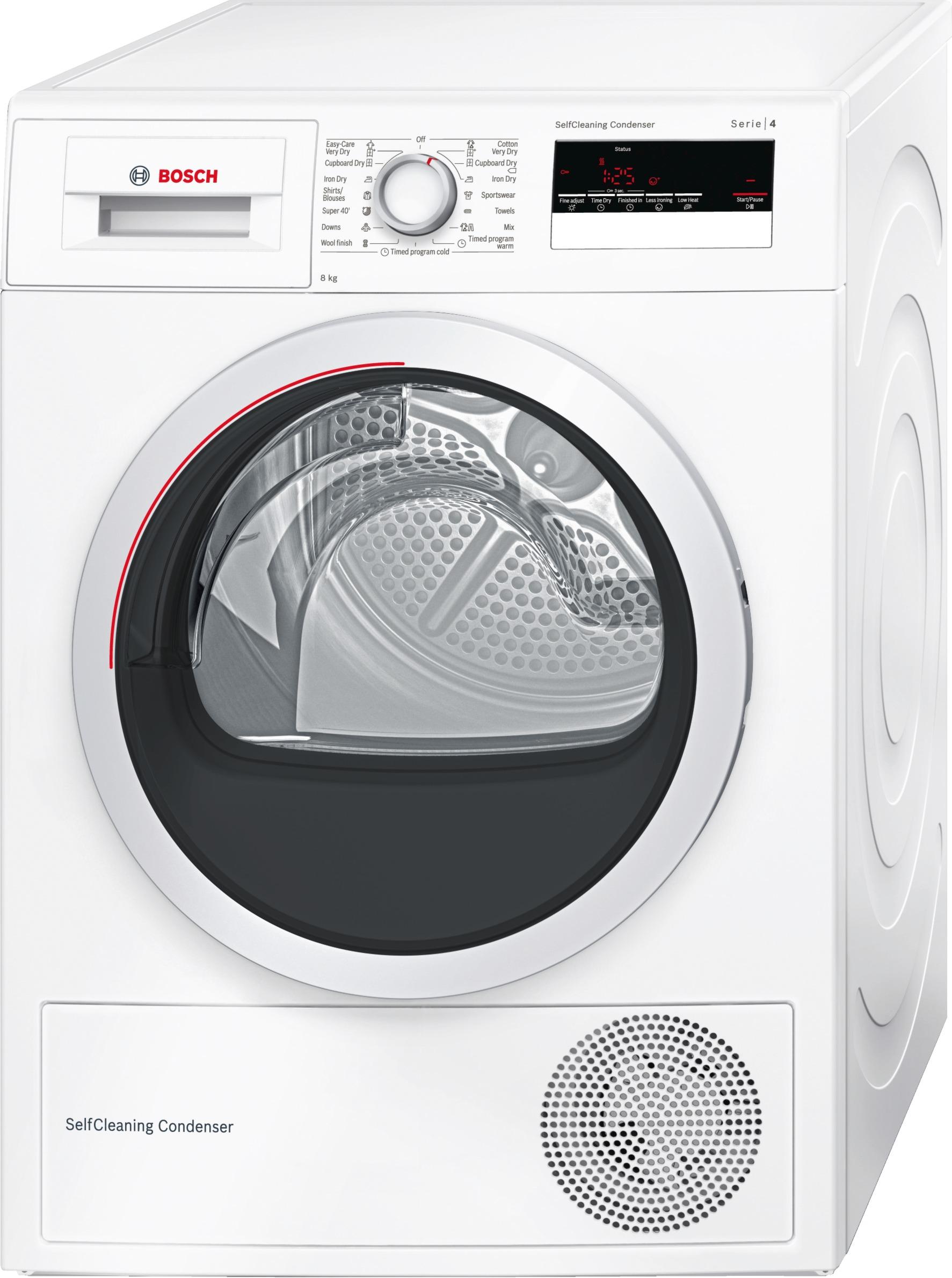 sušička prádla BOSCH WTM85250BY