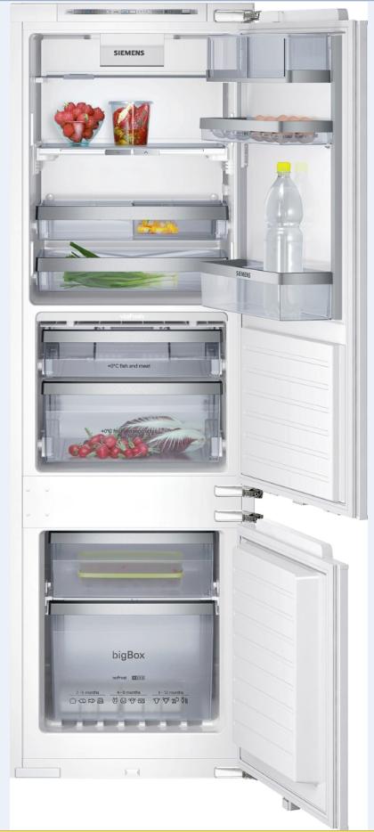 vestavná kombinovaná lednice SIEMENS KI39FP60 zapojení zdarma