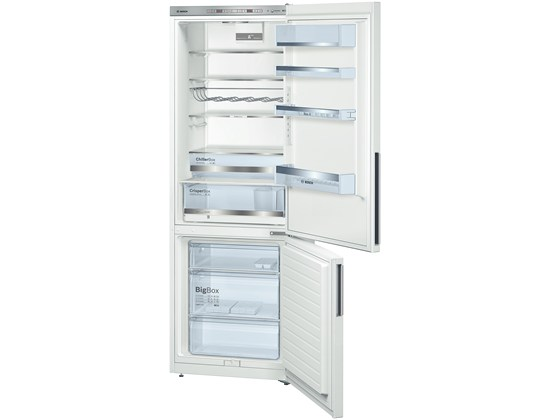 kombinovaná lednice BOSCH KGE49AW41