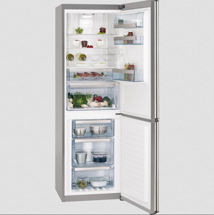 kombinovaná lednice AEG S83520CMX2