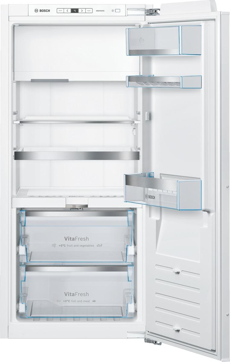 vestavná kombinovaná lednice BOSCH KIF42AF30 zapojení zdarma