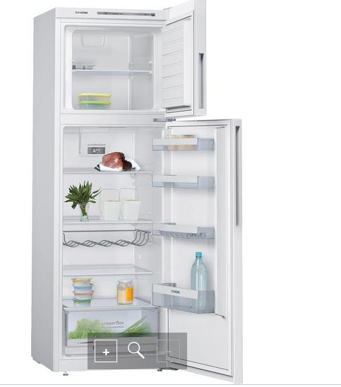 kombinovaná lednice SIEMENS KD33VVW30