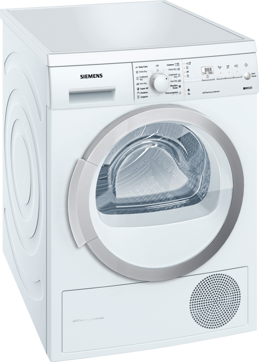 sušička prádla SIEMENS WT46W361BY