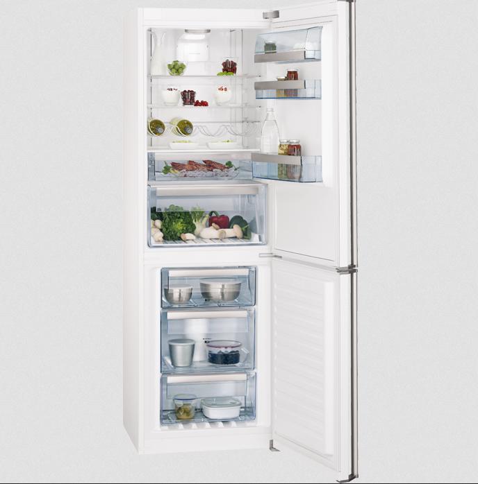 kombinovaná lednice AEG S83520CMW2