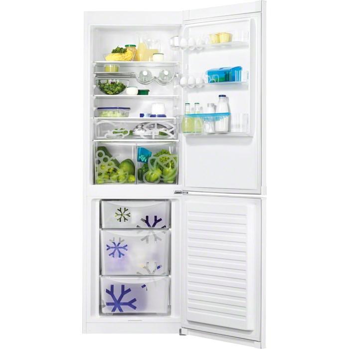 kombinovaná lednice ZANUSSI ZRB 36104 WA