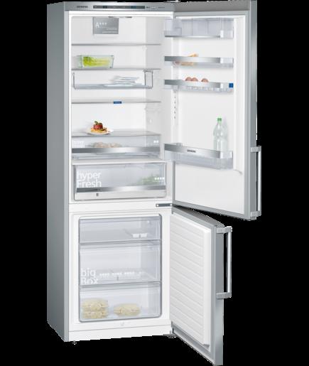 kombinovaná lednice SIEMENS KG49EBI40