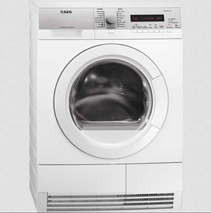 sušička prádla AEG T76385AH3C