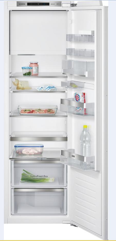 vestavná kombinovaná lednice SIEMENS KI82LAD30 zapojení zdarma