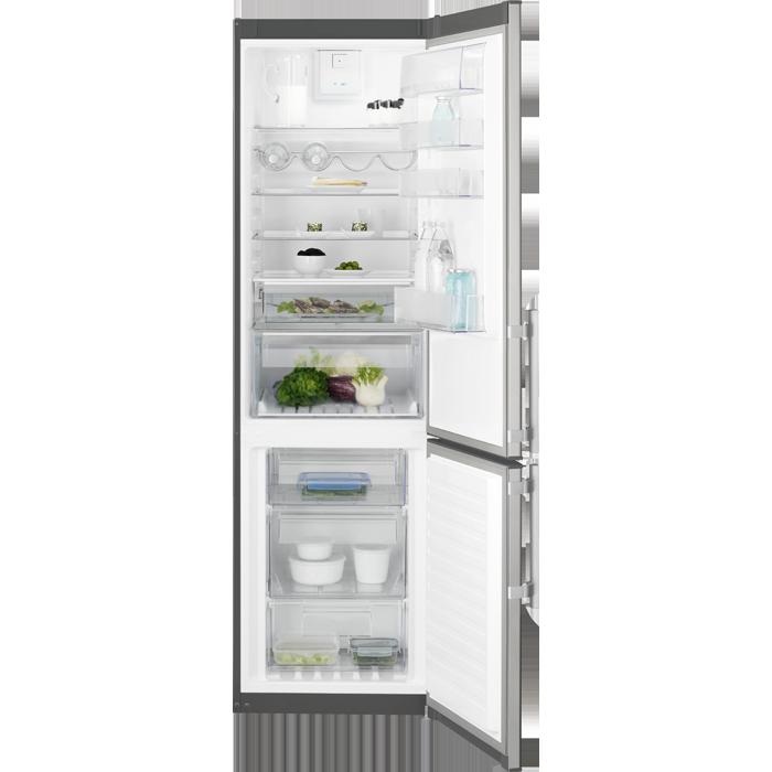 kombinovaná lednice ELECTROLUX EN 3854 NOX