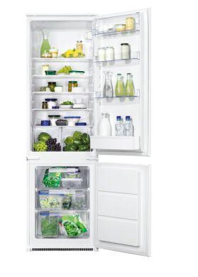 vestavná kombinovaná lednice ZANUSSI ZBB 28441 SA zapojení zdarma