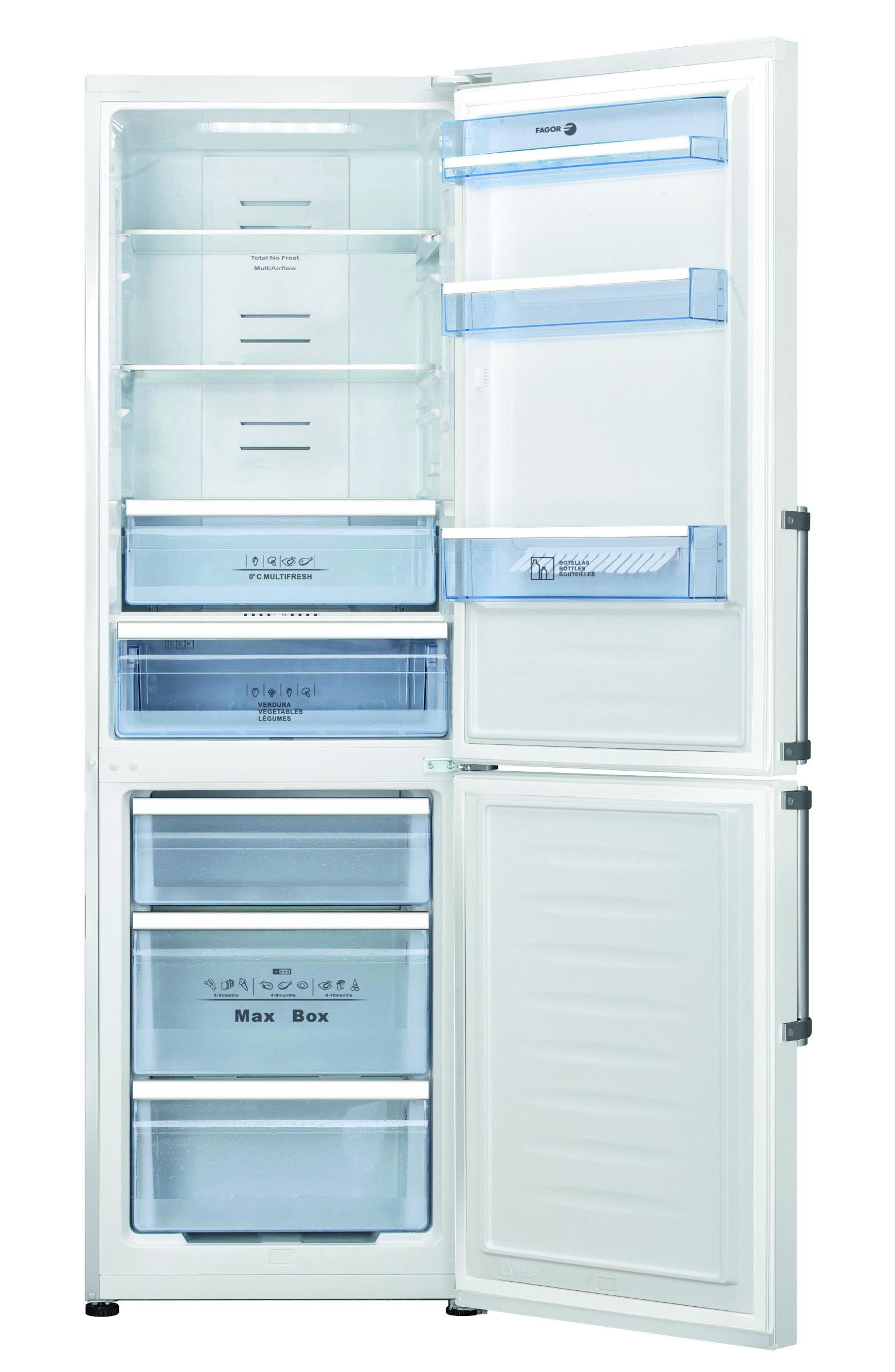 kombinovaná lednice FAGOR FFK-6735 B