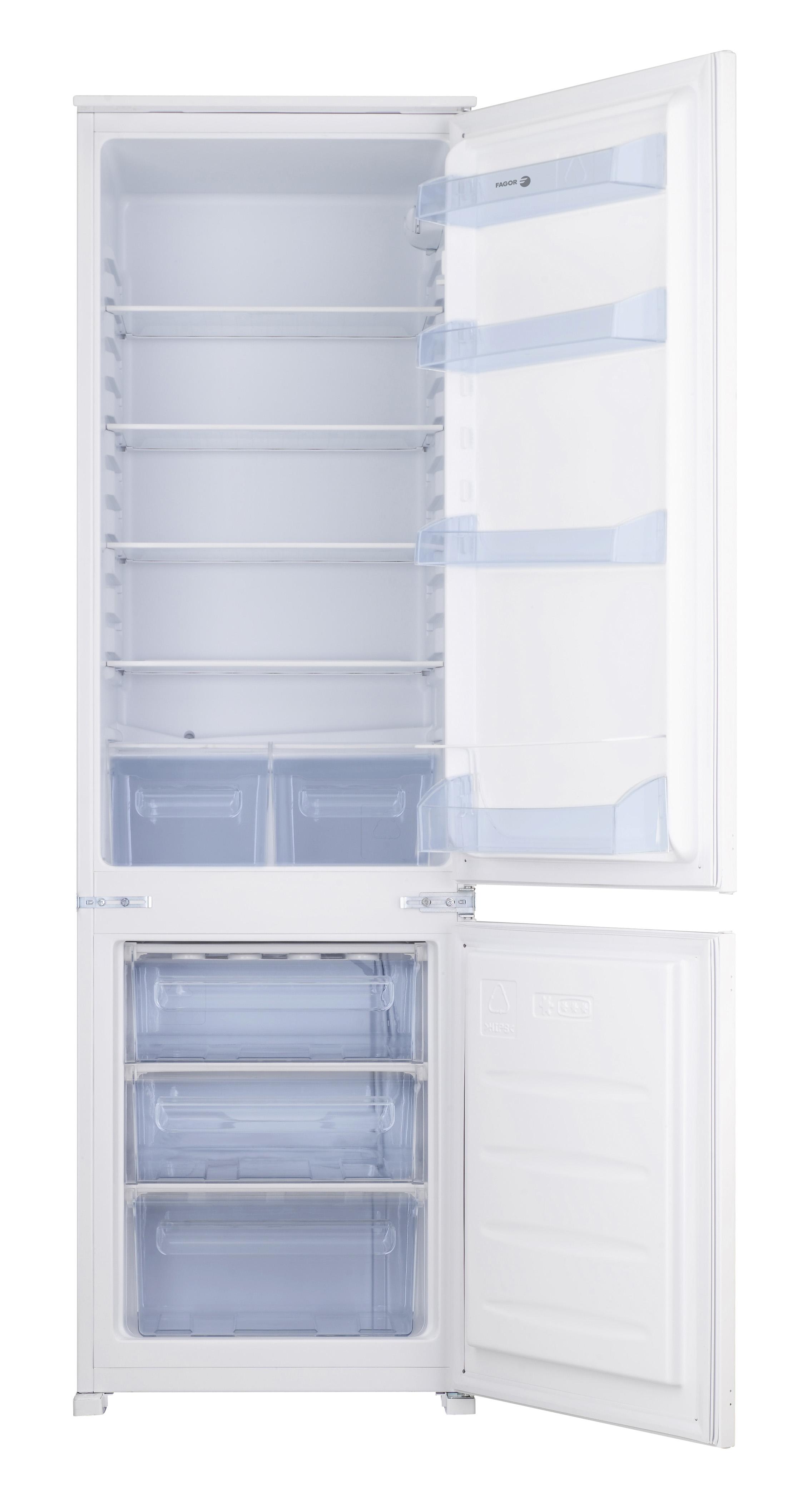 vestavná lednice FAGOR FIC-542 A zapojení zdarma
