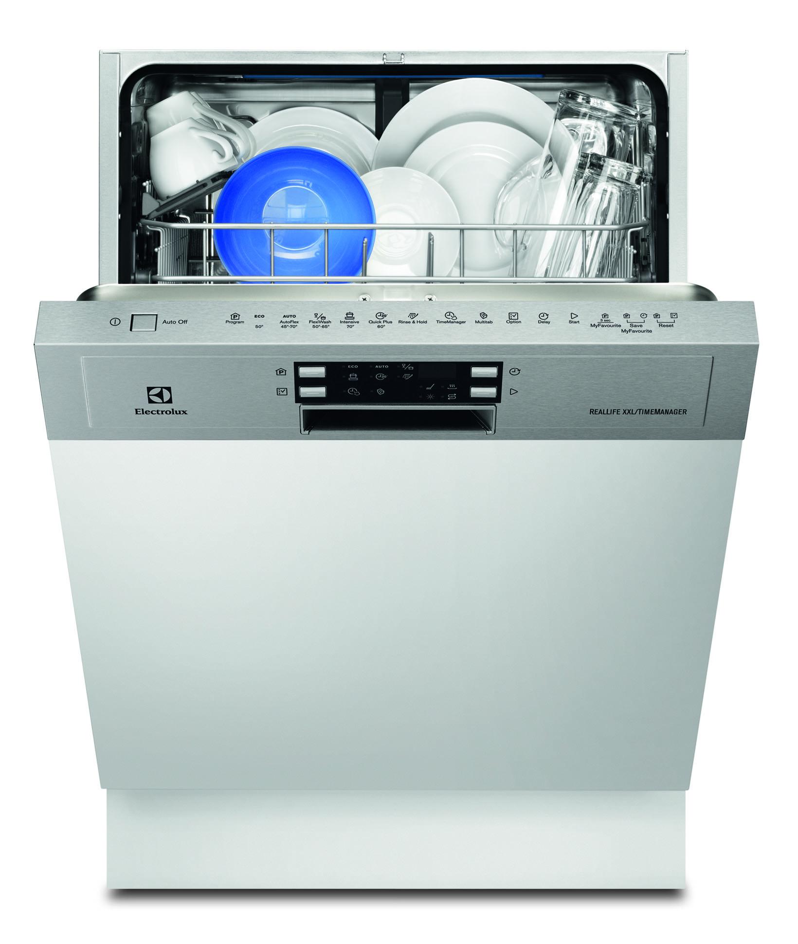 vestavná myčka ELECTROLUX ESI 7510 ROX zapojení zdarma