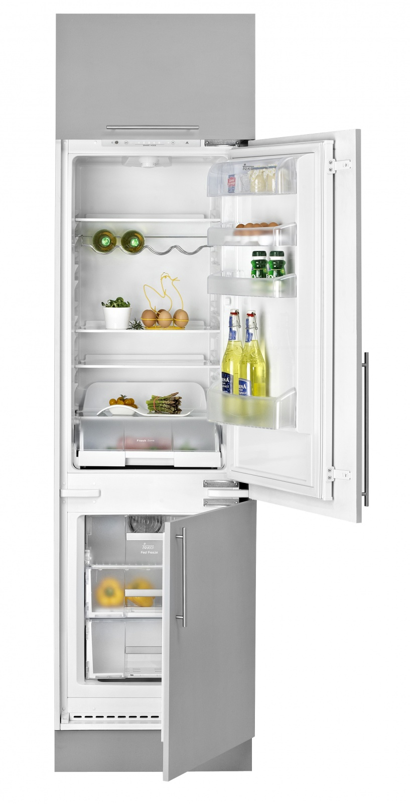 vestavná kombinovaná lednice TEKA CI2 350 NF zapojení zdarma + doprava a dárky zdarma
