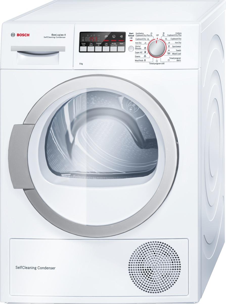 sušička prádla BOSCH WTB66200BY + doprava a dárky zdarma