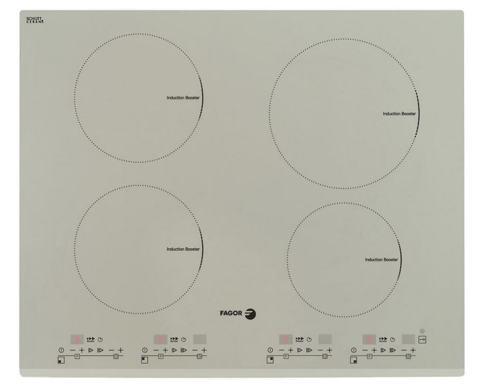 indukční varná deska FAGOR IF-40BLX zapojení zdarma + doprava a dárky zdarma