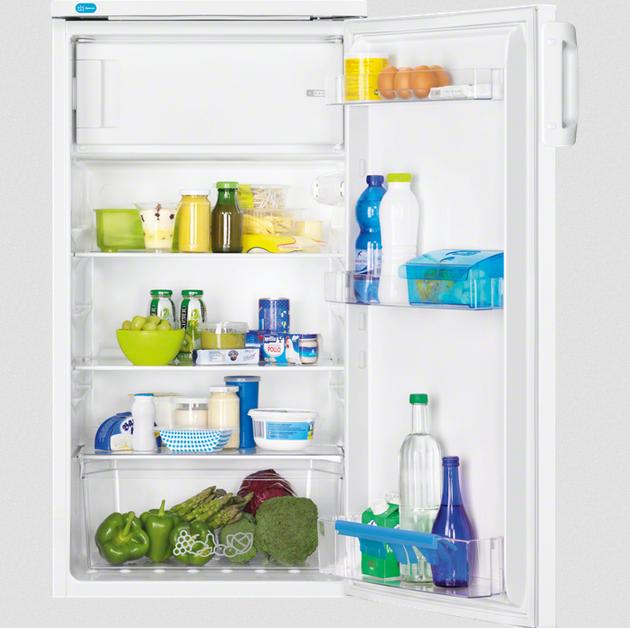 kombinovaná lednice ZANUSSI ZRA 17800 WA