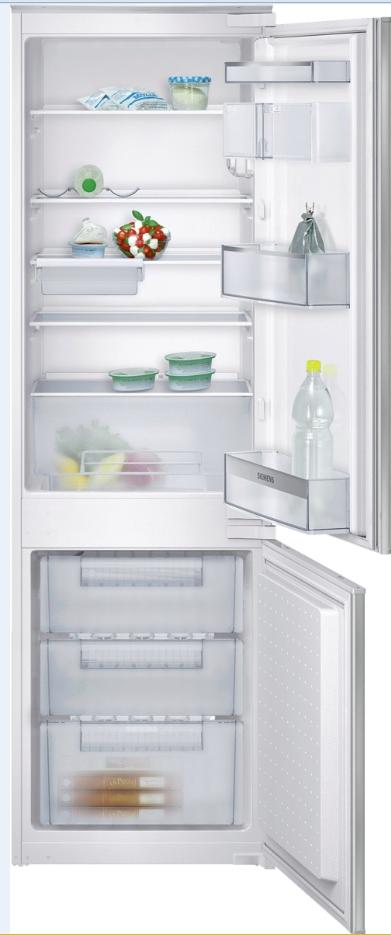 vestavná kombinovaná lednice SIEMENS KI34VX20 zapojení zdarma