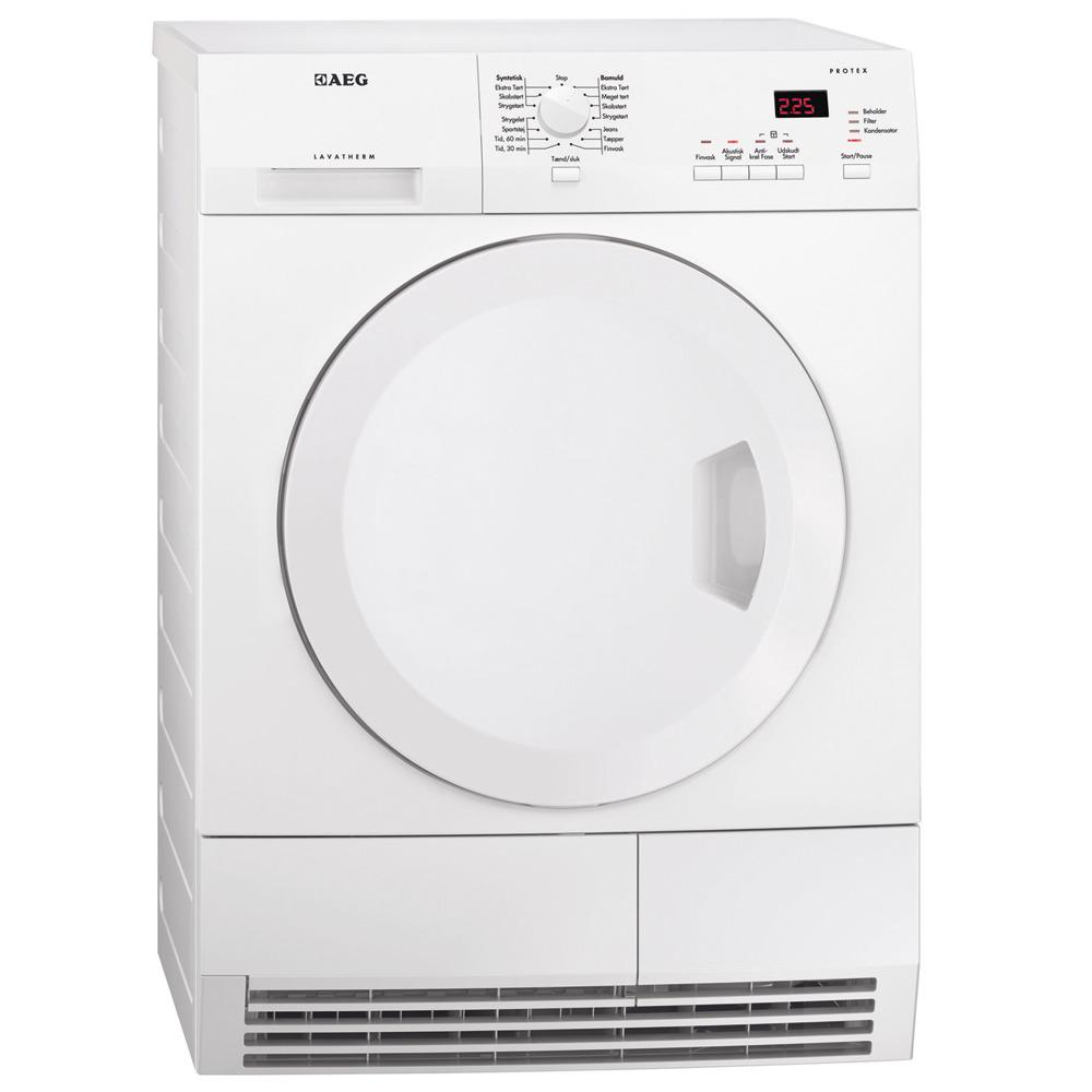 sušička prádla AEG T61270AC