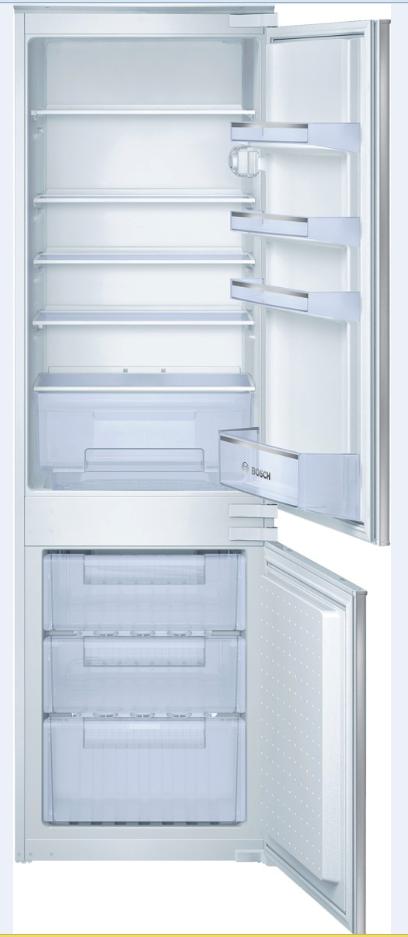 vestavná kombinovaná lednice BOSCH KIV34V21FF