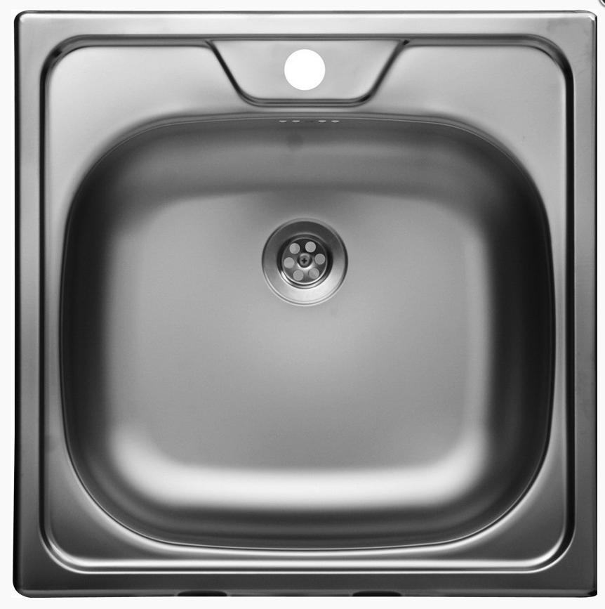 nerezové dřezy malé SINKS Sinks CLASSIC 480 V 0,5mm matný + doprava a dárky zdarma