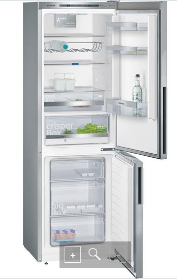 kombinovaná lednice SIEMENS KG36EDL40