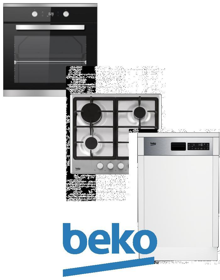 výhodný set BEKO BIM 25301 XCS+HIMG 64225 SX+DSS 28020 X zapojení zdarma