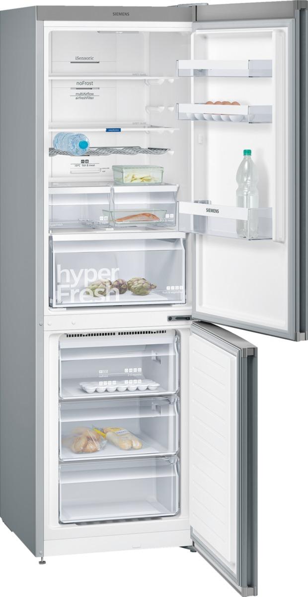 kombinovaná lednice SIEMENS KG36NXI35