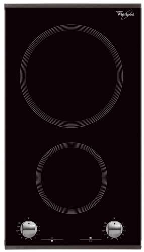 sklokeramická varná deska WHIRLPOOL AKT 360 IX zapojení zdarma