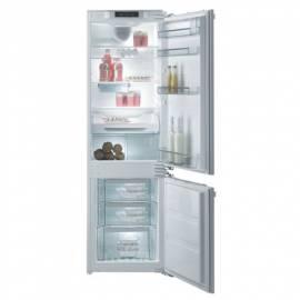 vestavná kombinovaná lednice GORENJE NRKI 5181 LW zapojení zdarma