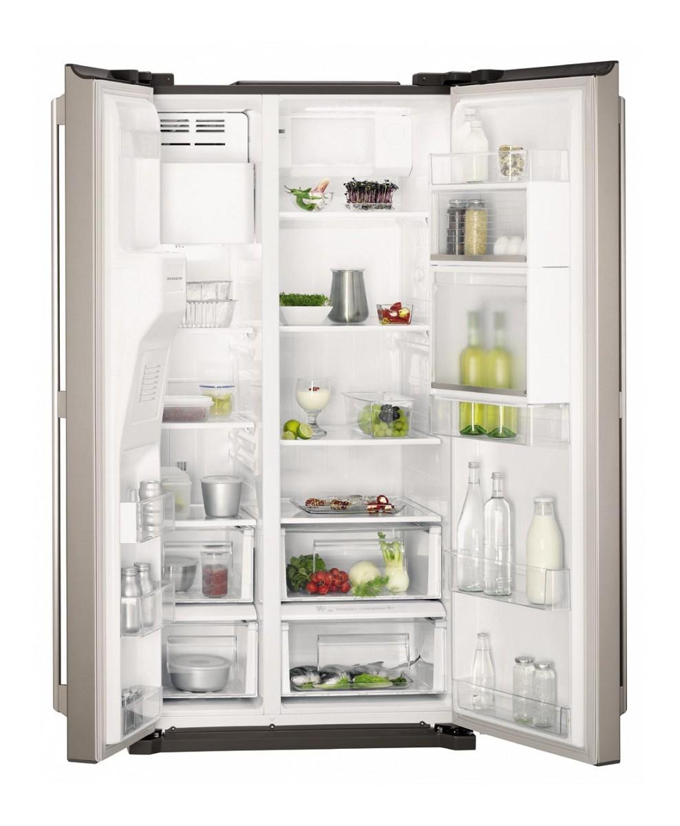 americké lednice AEG S66090XNS1