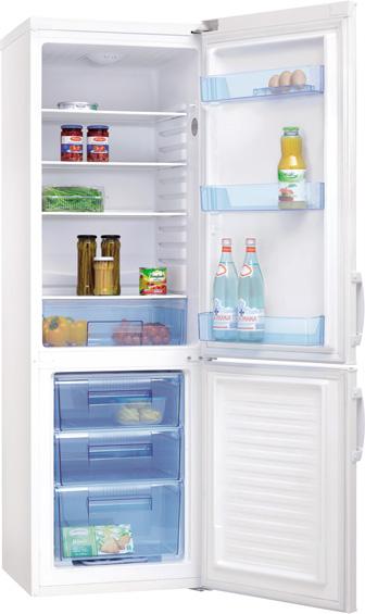 kombinovaná lednice AMICA FK 268.3 AA