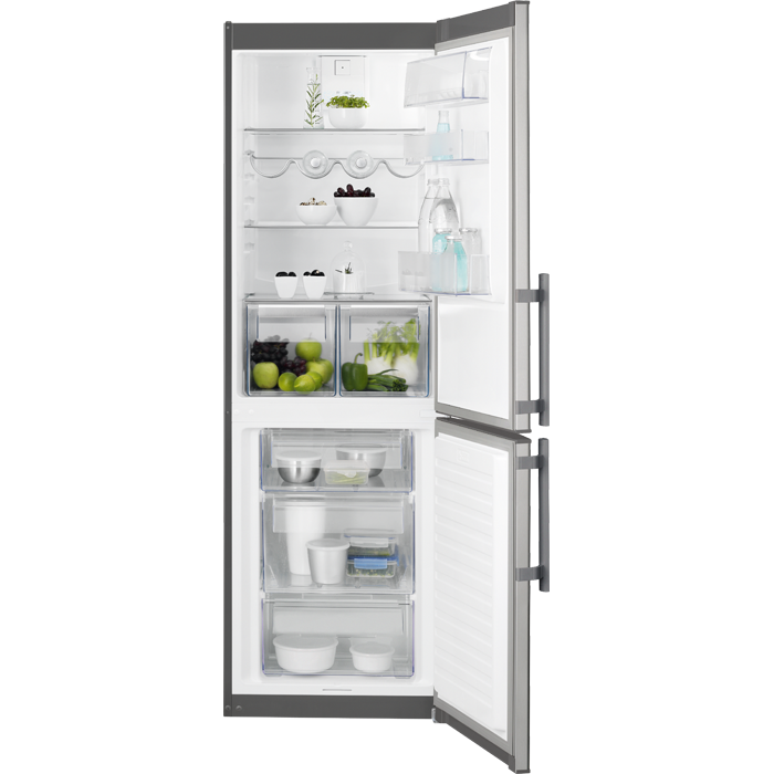 kombinovaná lednice ELECTROLUX EN 3613 MOX