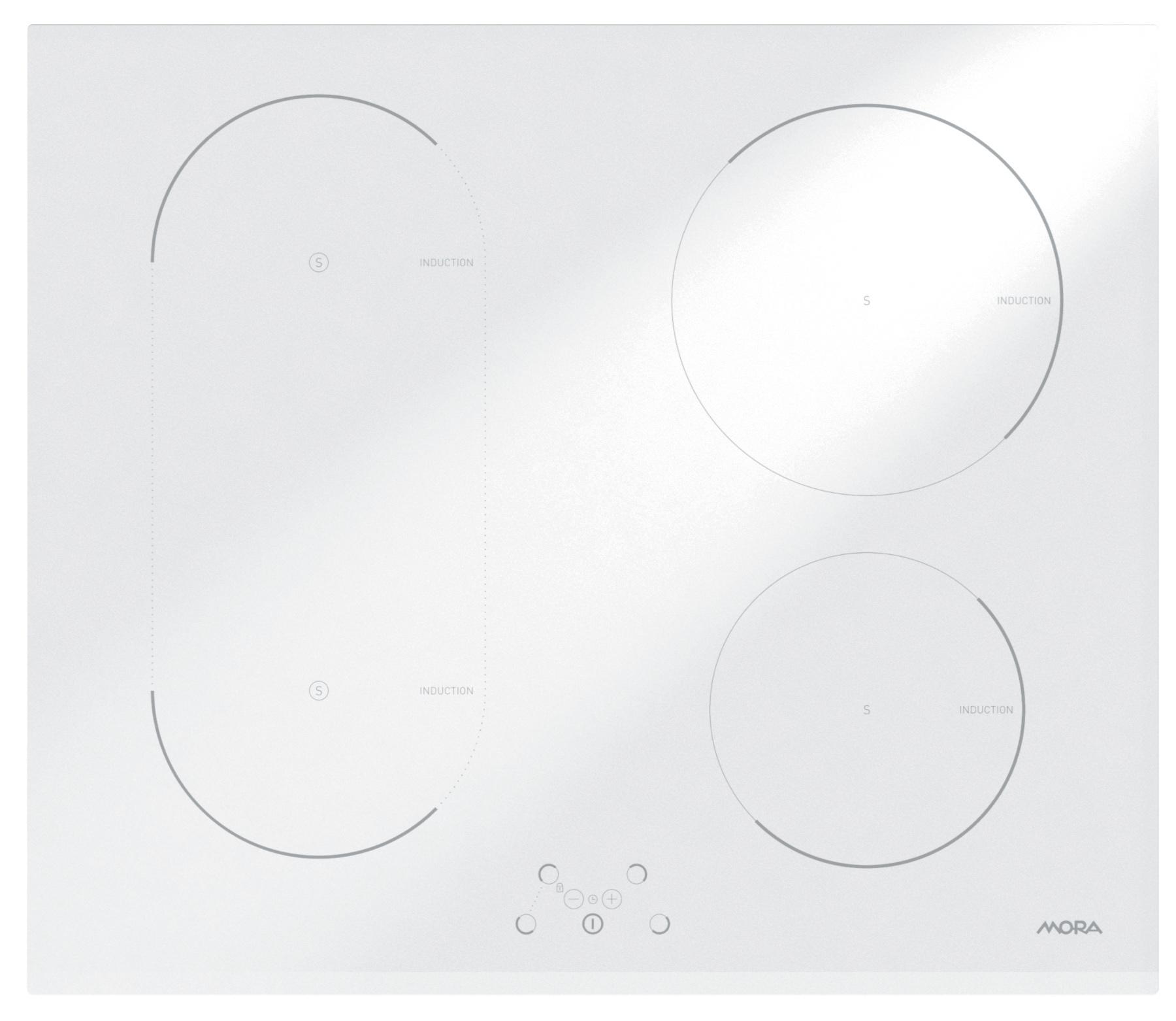 indukční varná deska MORA VDI 645 FFW zapojení zdarma