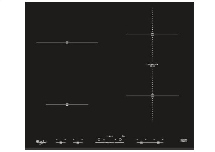 indukční varná deska WHIRLPOOL ACM 932/BF zapojení zdarma