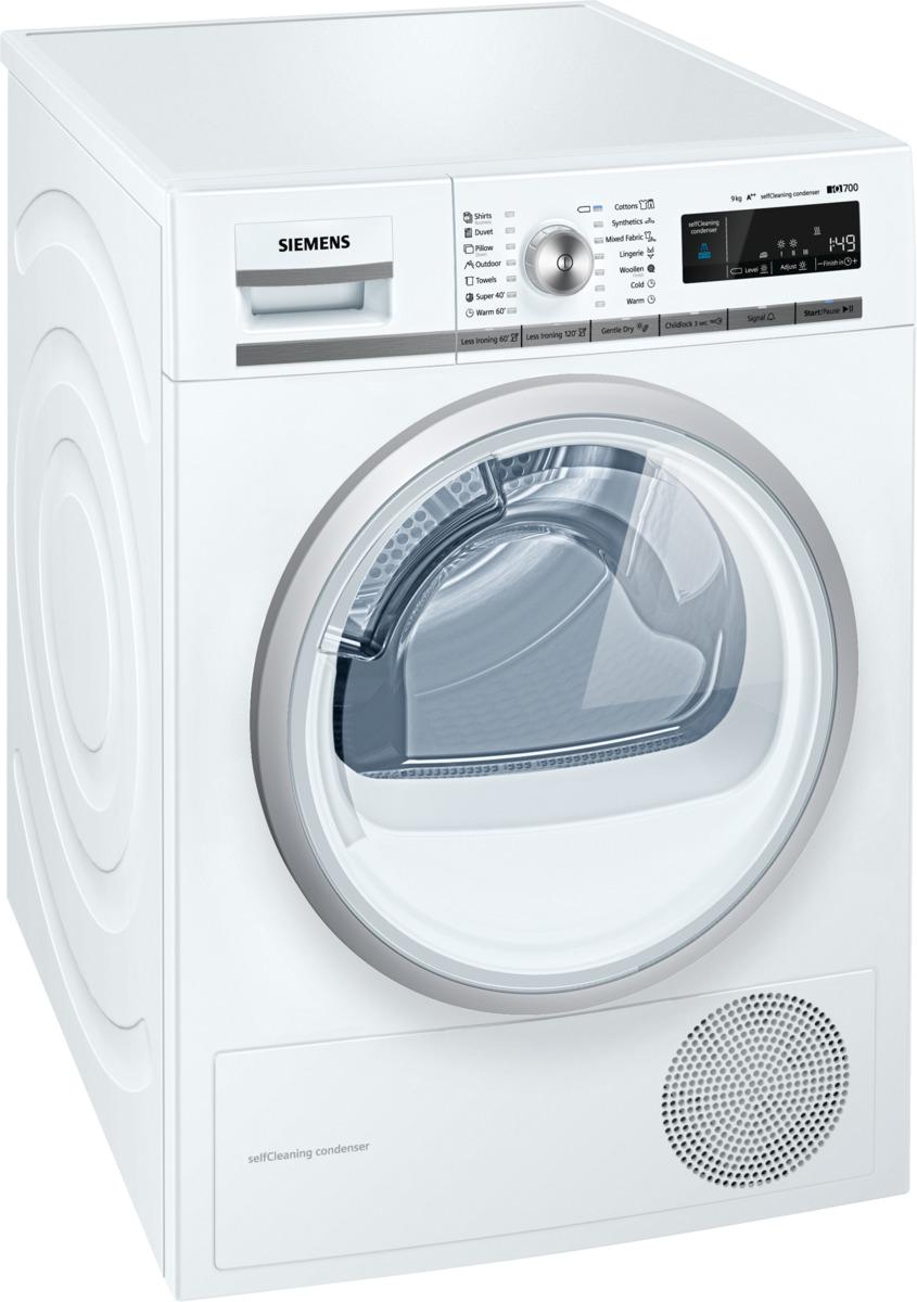 sušička prádla SIEMENS WT45W561BY
