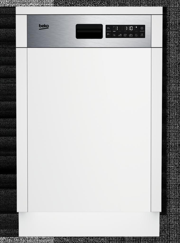 vestavná myčka BEKO DSS 28020 X zapojení zdarma