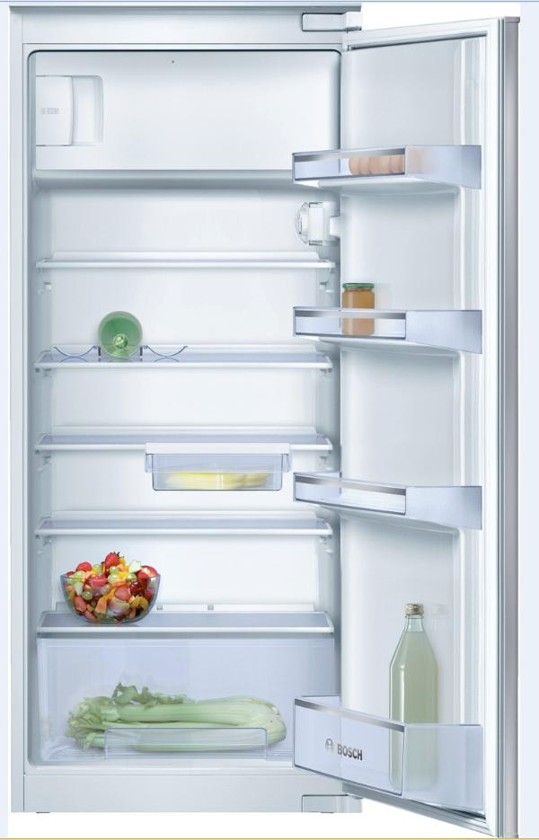 vestavná kombinovaná lednice BOSCH KIL24V21FF zapojení zdarma