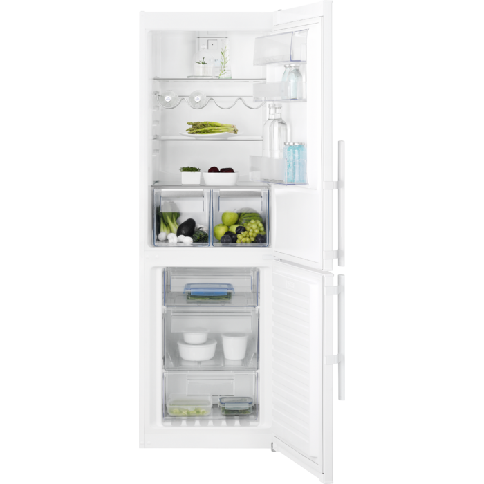 kombinovaná lednice ELECTROLUX EN 3453 OOW