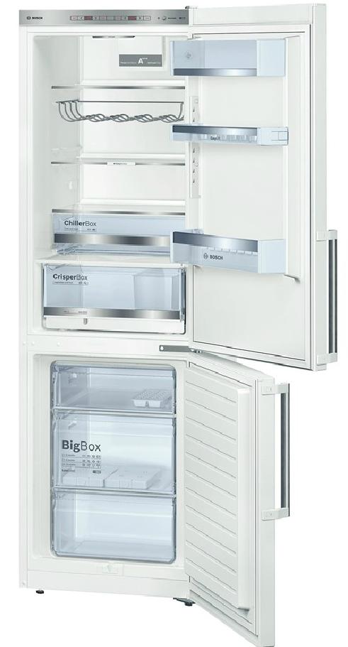 kombinovaná lednice BOSCH KGE36AW42
