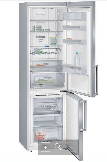 kombinovaná lednice SIEMENS KG39NXI42
