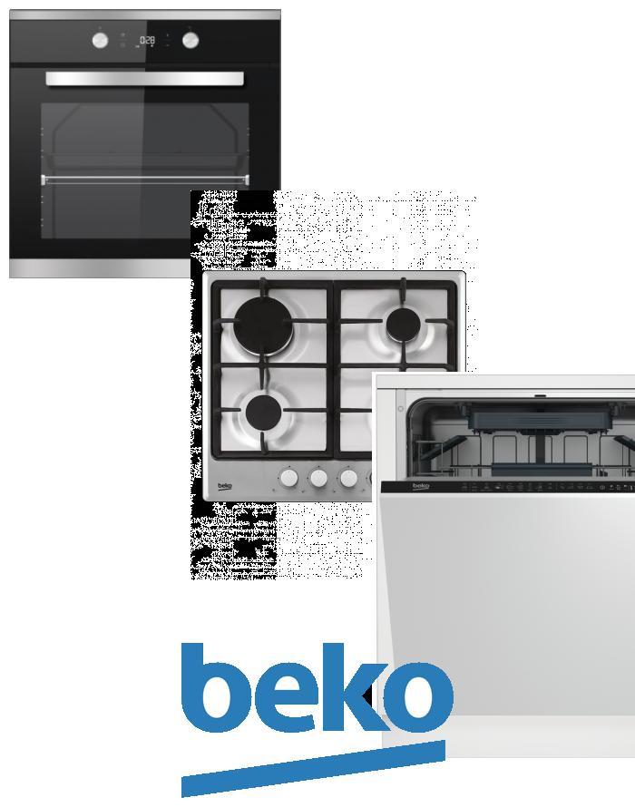 výhodný set BEKO BIM 25301 XCS+HIMG 64225 SX+DIN 28220 zapojení zdarma