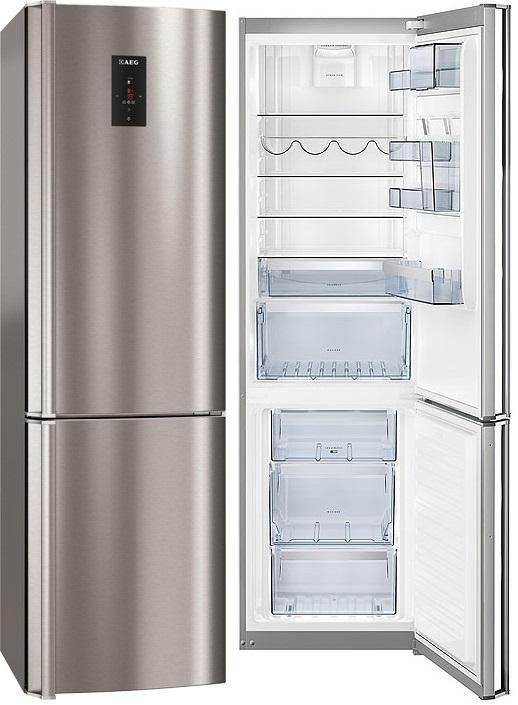 kombinovaná lednice AEG S83920CMXF